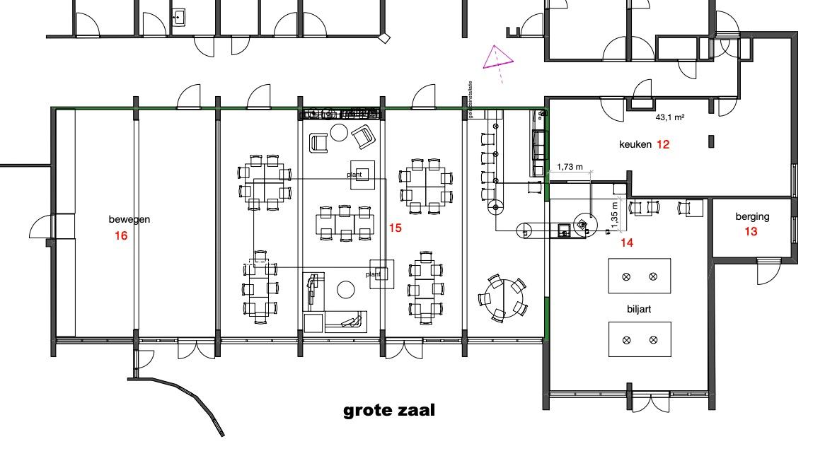 Verbouwing voor Stichting Welzijn Ouderen Arnhem